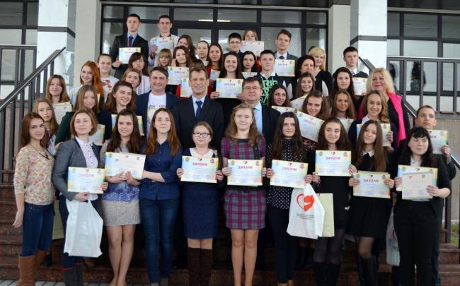 У Посольстві Литовської Республіки в Україні нагороджено переможців конкурсу