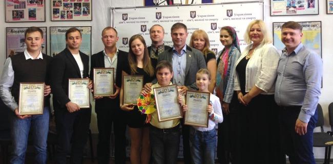 Київських переможців фестивалю «Веселка миру» додатково відзначено