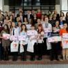 У Посольстві Литви нагороджено переможців Міжнародного українсько-литовського конкурсу малюнків «Здай кров заради життя»