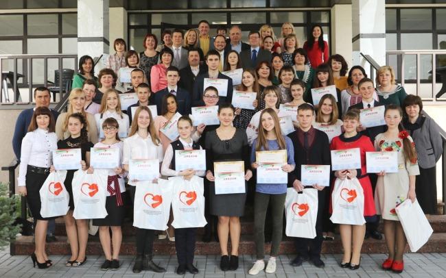 У Посольстві Литви в Україні нагороджено переможців ІІІ Всеукраїнського конкурсу есе «Я – європеєць»