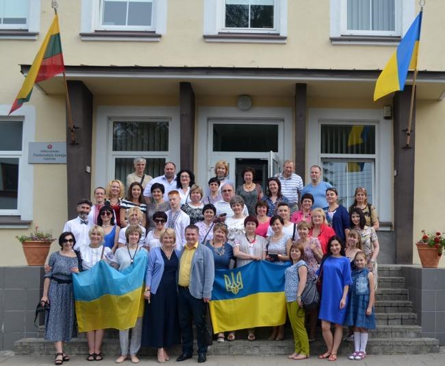Завершились міжнародні культурно-освітні поїздки «Гуманітарно-медична співпраця»