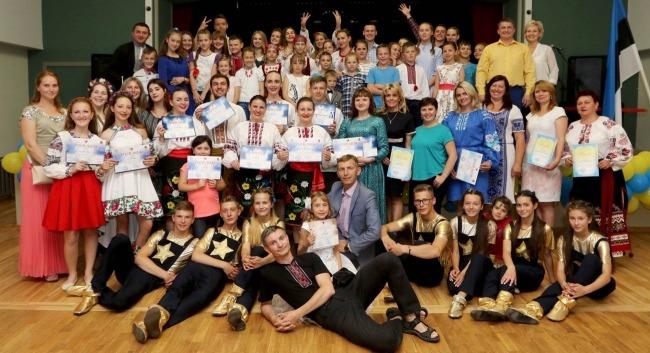 Завершився Міжнародний фестиваль дитячо-молодіжної творчості