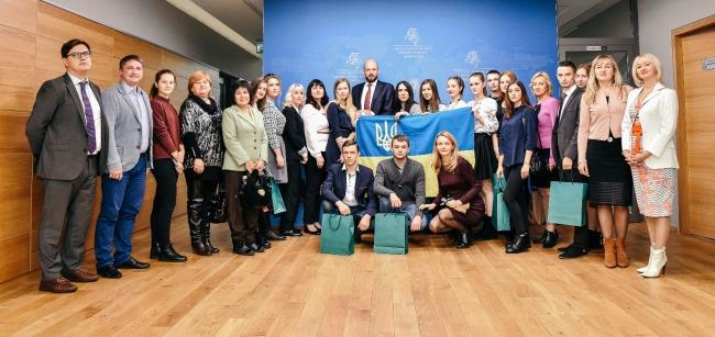 Завершилась міжнародна культурно-освітня поїздка «Я – європеєць»