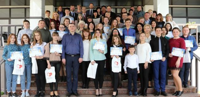 Нагороджено переможців V Всеукраїнського конкурсу есе