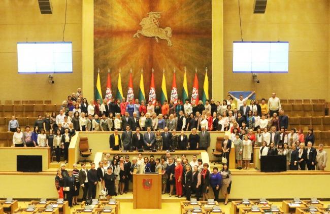Відбувся Міжнародний семінар у Литві, Латвії та Польщі